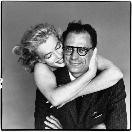 Nothing Personal marilyn Monroe And Arthur Miller May 1957