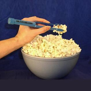 Tenedor para las palomitas de maíz