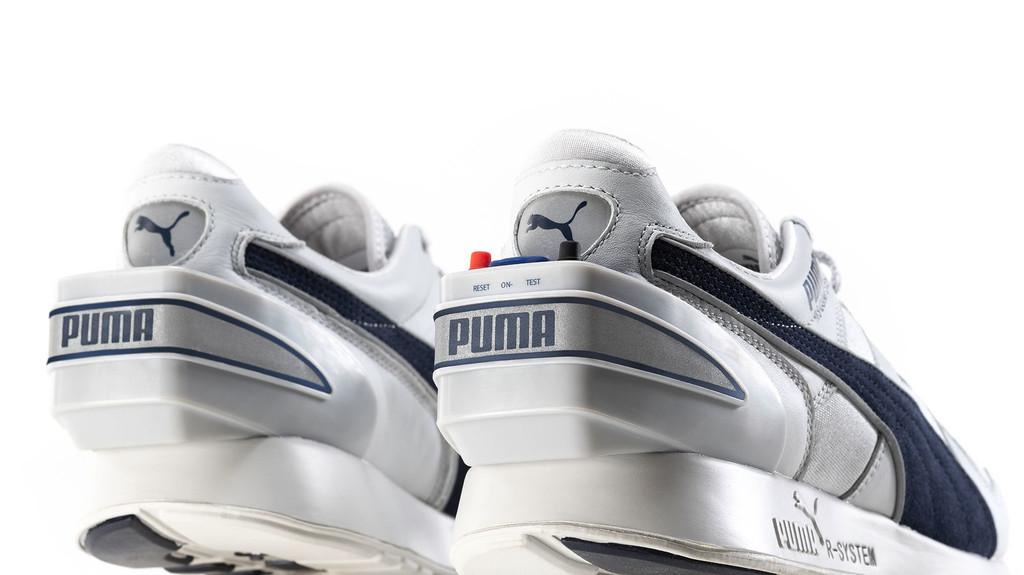 Puma actualiza sus zapatillas
