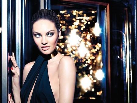 Candice Max Factor Navidad 2014 1
