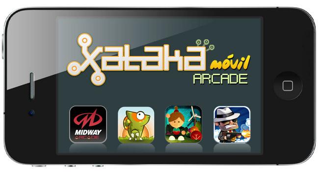xataka movil arcade 2502