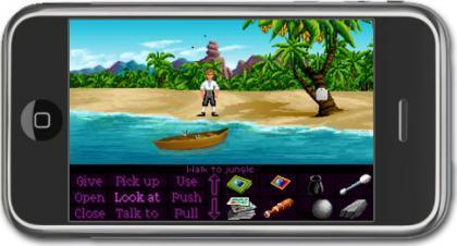 ScummVM: aventuras gráficas para el iPhone...