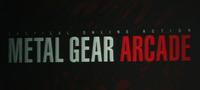 'Metal Gear Arcade', el espionaje llega a los salones recreativos [E3 2009]