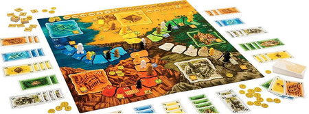 Lost Cities Board Game 3