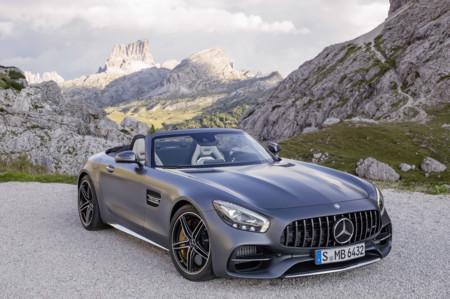 Mercedes-AMG GT Roadster y GT C Roadster