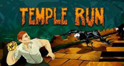 Temple Run para Android, un millón de descargas en tres días