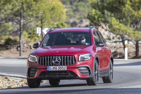 Mercedes Amg Glb 35 22