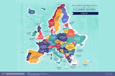 Significado Nombre Europa