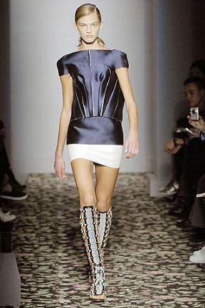 Minifaldas en todas sus versiones