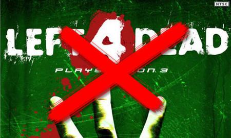 Nada, que no. Ahora no habrá versión de 'Left 4 Dead' para PS3