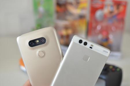 LG G5 frente a Huawei P9: comparativa fotográfica de los smartphones de doble cámara