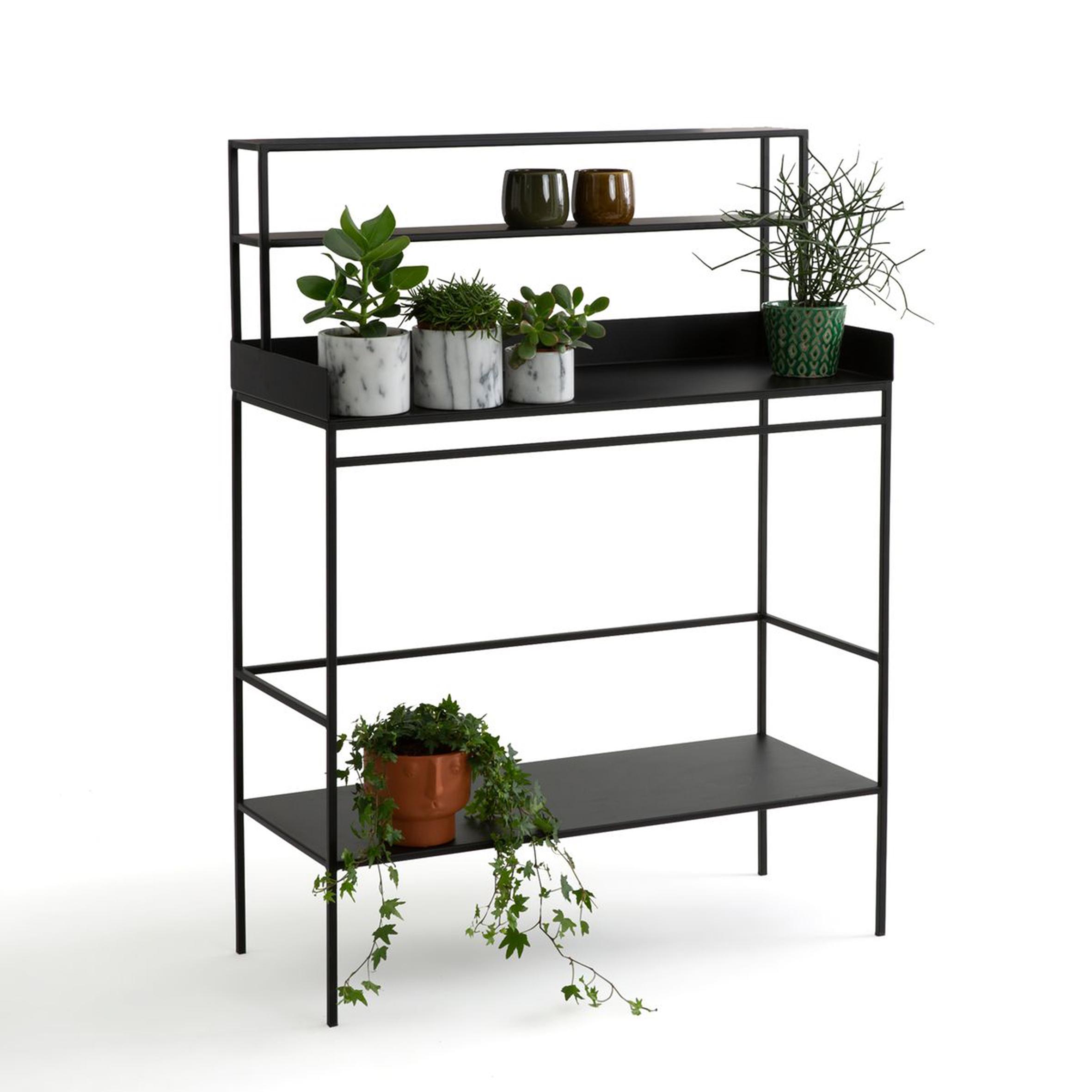 Mesa de jardinería de metal