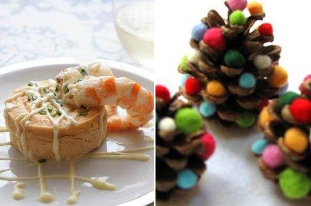 Las mejores recetas e ideas para decorar en Navidad