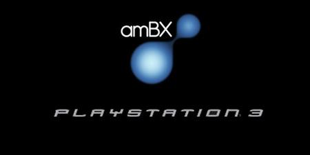 PlayStation 3 será compatible con amBX, la iluminación ambiental a través los altavoces
