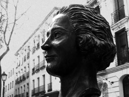 Contadles a vuestras hijas que si las mujeres podemos votar hoy en día, es gracias a Clara Campoamor