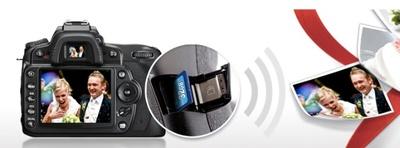 Nuevas tarjetas SD con Wifi de Transcend
