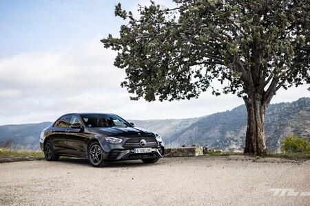 Mercedes Benz E 300 De 2021 Prueba 015