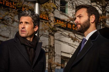 Tráiler de 'Devils': Patrick Dempsey y Alessandro Borghi protagonizan el nuevo thriller financiero de Sky