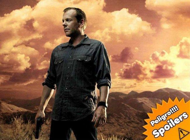 Jack Bauer con Spoilers