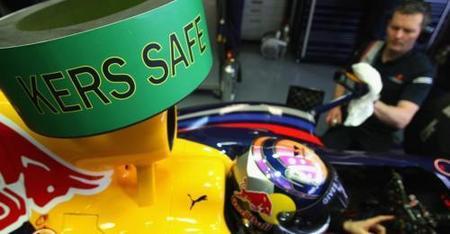 Red Bull no estrenará el KERS en el GP de Bélgica