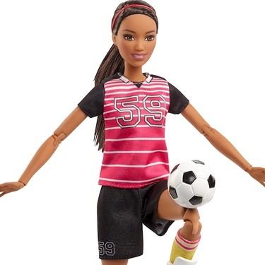 Las niñas pueden ser lo que deseen, y así deberían demostrarlo los juguetes