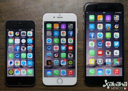 Apple podría lanzar, no uno ni dos, sino tres nuevos iPhone en 2015