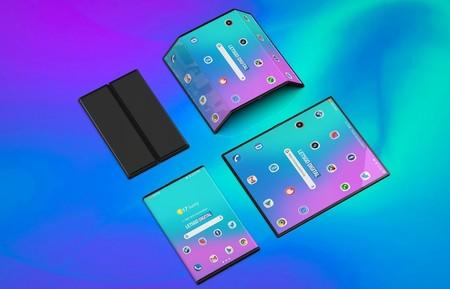 Smartphone plegable de Xiaomi: un vistazo más de cerca a su posible diseño