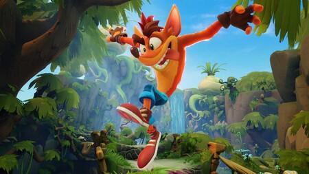 Crash Bandicoot 4: It's About Time, la nueva entrega de la popular saga de plataformas, aparece listado para Xbox Series X en la ESRB