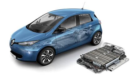 Renault Zoe batería