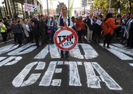 CETA primer paso para otros acuerdos