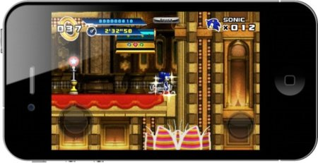 Sonic the Hedgehog 4 ya disponible en la App Store