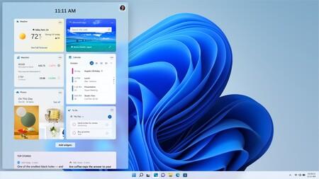 Windows 11 Oficial Caracteristicas Widgets