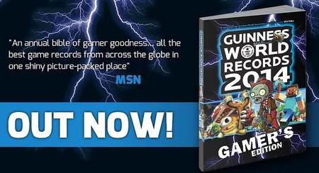 Los logros en videojuegos más recientes en los Récord Guiness 2014