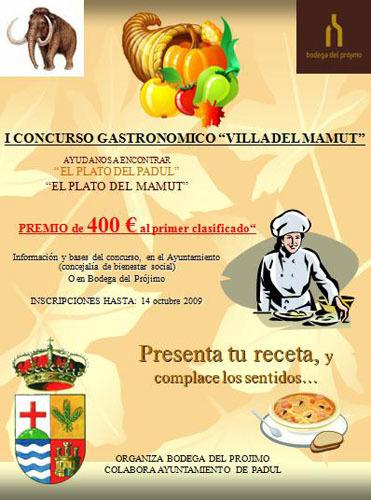 Cómo se desarrolla un concurso Gastronómico. Parte 1