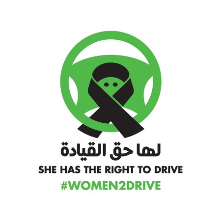Women2drive Logo