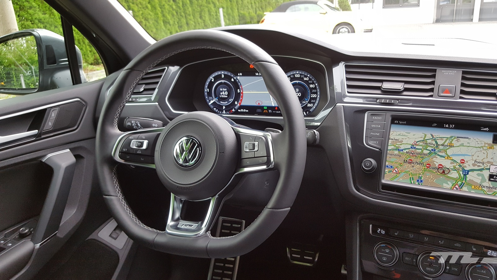 volkswagen tiguan 2016 2 0 tdi biturbo 240 cv 4motion r line 22 22. Black Bedroom Furniture Sets. Home Design Ideas