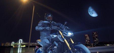 Mejores componentes y más oscuridad. Yamaha MT-09 SP, el lado radical de la noche