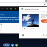 Google lanza la extensión 'Save to Google' para competir con Pocket y 'Save to Facebook'