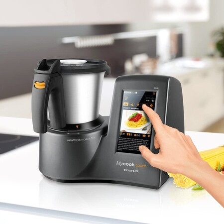 Este robot de cocina Taurus MyCook Touch está rebajadísimo en Amazon (lo tenemos un 40% más barato y envío gratis)