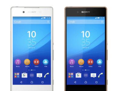 Sony Xperia Z4 sale de Japón y se deja el cuatro por el camino, ahora se llama Xperia Z3+