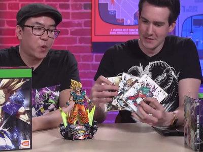 Hoy es el día perfecto para ver el unboxing oficial de la Dragon Ball FighterZ Collector's Edition