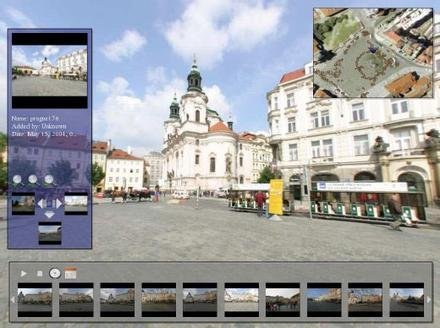 Photosynth, para moverse entre las fotos que hagas