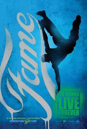 'Fame', primeros carteles del remake de 'Fama'