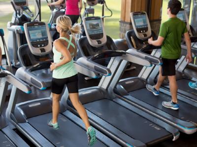 Rutina para corredores principiantes (en banda corredora)