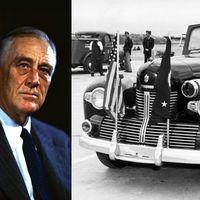 """Así era Sunshine Special, el primer coche del presidente """"con personalidad propia"""""""