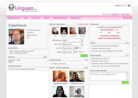 Lingueo, aprendiendo idiomas por videoconferencia