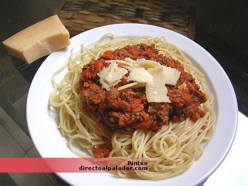Image Result For Receta Para Unos Espaguetis Blanco