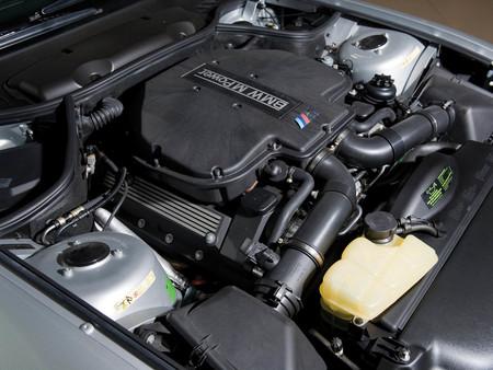 Bmw Z8 motor m5
