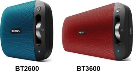 Philips Wireless Portable Speaker Bt2600 Image1