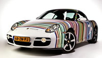Porsche Cayman for kids